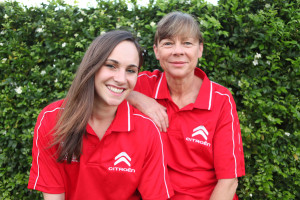 Molly Taylor To Tackle World Rally Championship ... With Her Mum