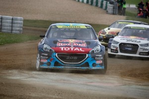 2014 FIA World Rallycross Championship Round 06 Mettet, Belgium 12th & 13th July 2014 Worldwide Copyright: Peugeot Sport/McKlein