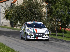 AUTO - ERC BARUM RALLY 2014