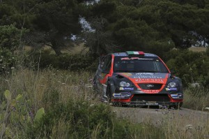 Elwis Chentre, Isabella Gualtieri (Ford Focus RS Wrc #1, New Driver s Team)