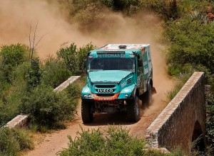 501 DE ROOY GERARD TORRALLARDONA MOISES RODEWALD DAREK (nld) IVECO action during the Dakar 2016 Argentina Bolivia, Etape 2 - Stage 2, Villa Carlos Paz - Termas de Rio Hondo,  from  January 4, 2016 , Argentina - Photo Florent Gooden / DPPI