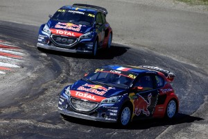 FIA WORLD RALLYCROSS CHAMPIONSHIP 2016 - NORWAY - HELL -  WRX - 10/06/2016 TO 12/06/2016 - PHOTO :  @tWorld