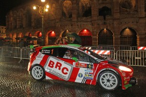 Giandomenico Basso, Lorenzo Granai (Ford Fiesta R R5 #1, Movisport)