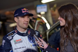 Sébastien Ogier (F) WRC Rally Great Britain 2016 Photo: Daniel Roeseler