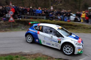 Paolo Andreucci, Anna Andreussi (Peugeot 208T16 R5 #1);