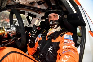 Simone Campedelli (Ford Fiesta R5 #3, Orange1 Racing);