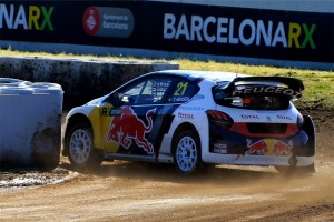 AUTO - FIA WRX WORLD RALLYCROSS SPAIN