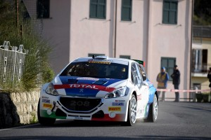 Paolo Andreucci, Anna Andreussi (Peugeot 208T16 R5 #4);