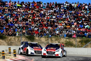 AUTO - FIA WRX WORLD RALLYCROSS PORTUGAL 2017