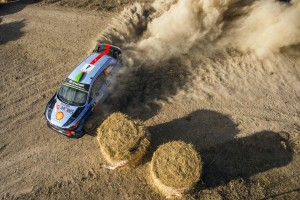 Hayden Paddon (NZL) performs during the FIA World Rally Championship 2017 in  Alghero, Italy on june 8, 2017 // Jaanus Ree/Red Bull Content Pool // P-20170608-00804 // Usage for editorial use only // Please go to www.redbullcontentpool.com for further information. //