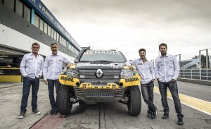 Duster Dakar Team_Dakar'2018